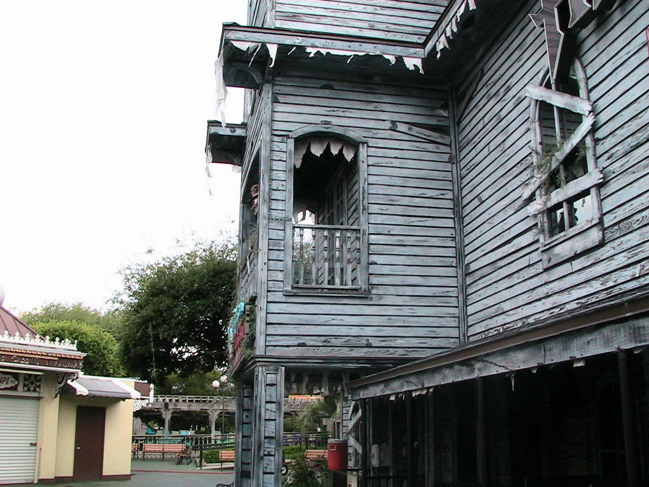 Haunted House Near Virginia Beach