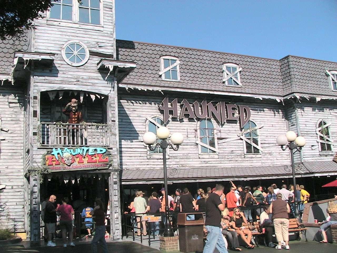 Myrtle Beach Pavilion Haunted Hotel Auction